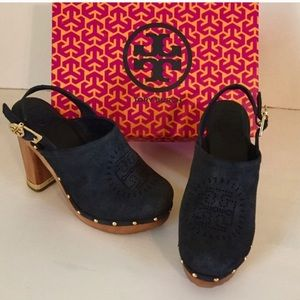 Tory Burch clogs size 8.5